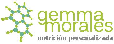 gemma morales nutricionista logo
