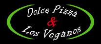 dolce pizza los veganos logo