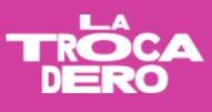 restaurante vegano barcelona latrocadero hamburgueseria logo